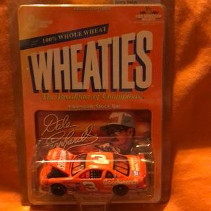 Other - 3/$33 🚗Dale Earnhardt Wheaties car 🚗